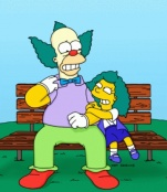 The Simpsons 12x03 : Insane Clown Poppy- Seriesaddict